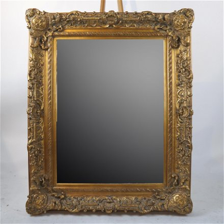 Ornate Gilt Composite Mirror Frame Oct 05 2019 Roland Ny In Ny