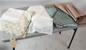 Mixed Lot Table Top Textiles