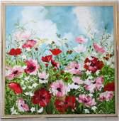 BIRKELUND: Painting Floral Still Life