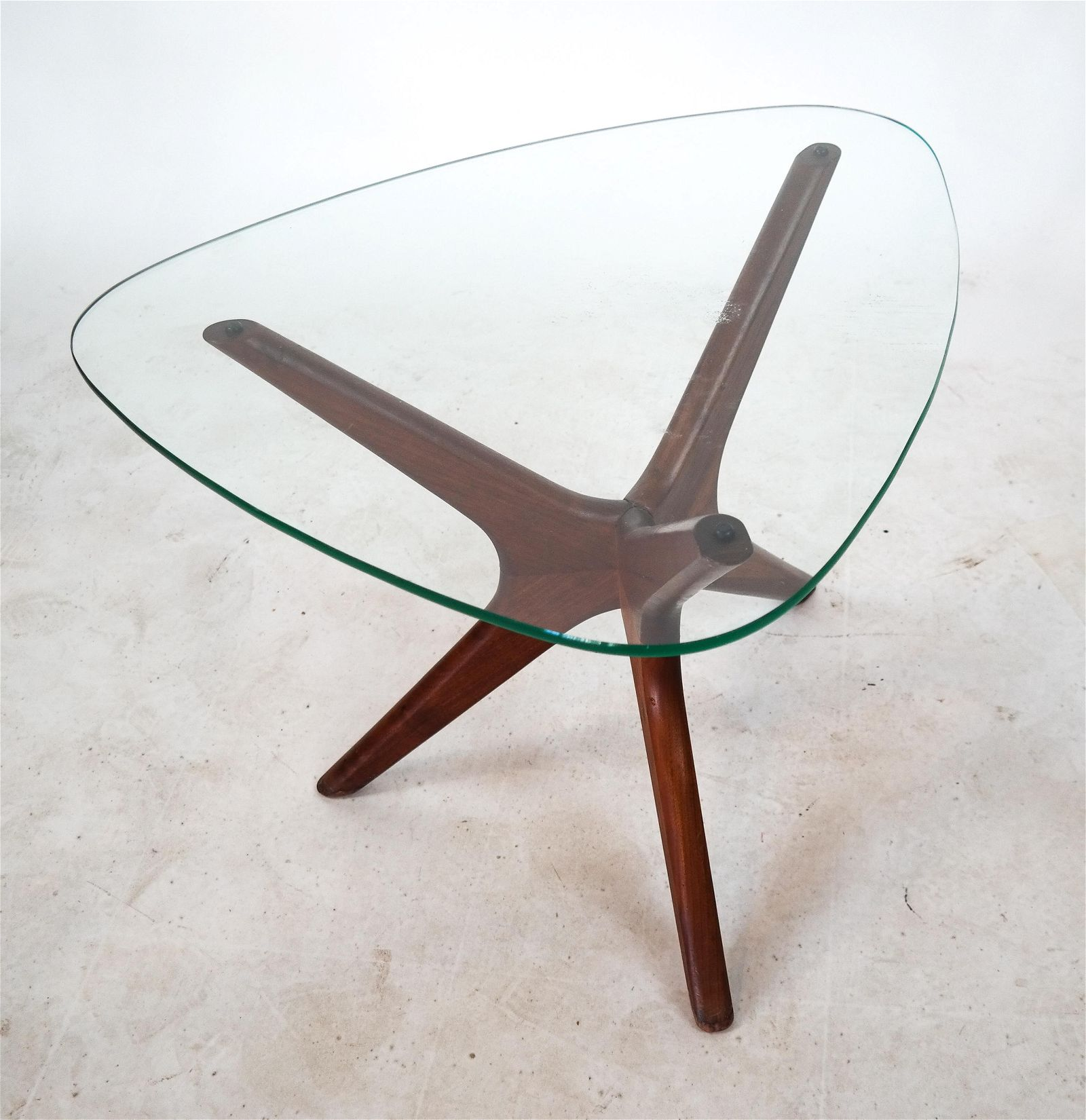 Adrian Pearsall Guitar Pick Glass Top Table Mar 07 2020 Roland Ny In Ny
