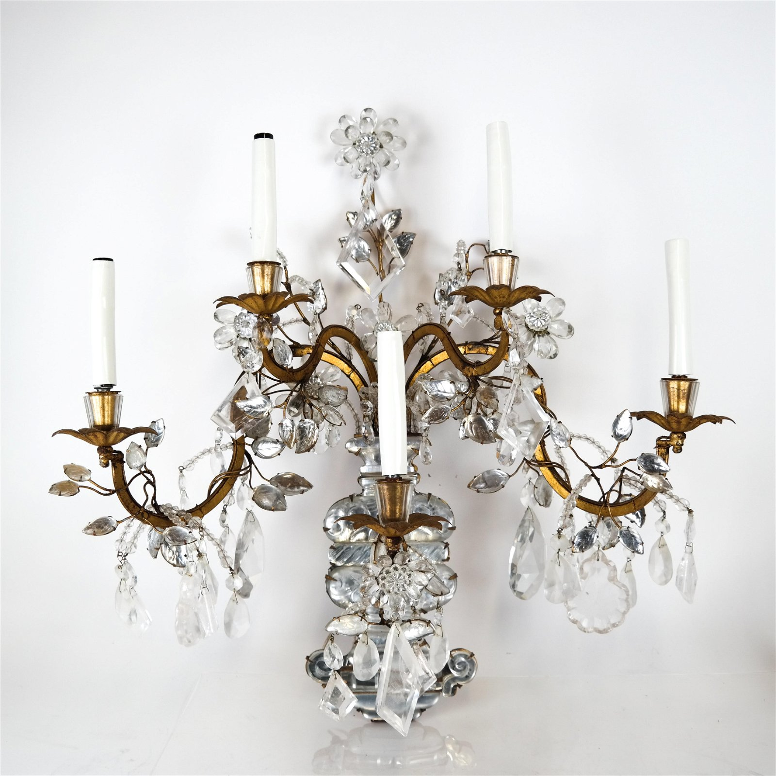 20th C. Modern Bagues Single Sconce