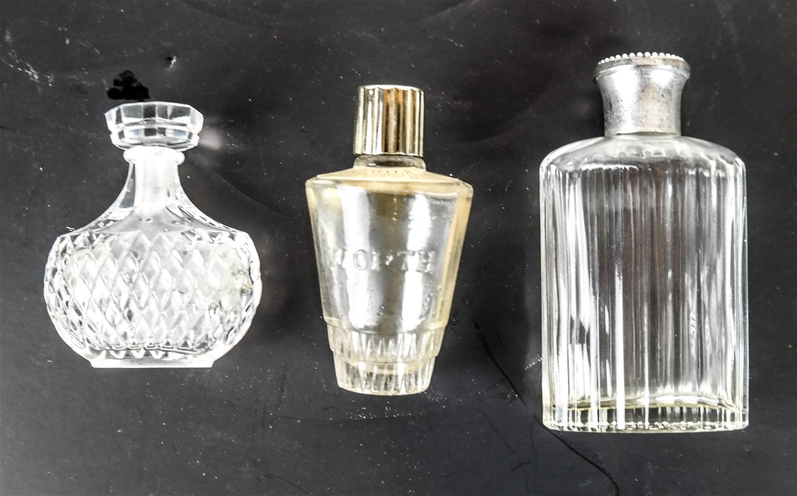 Lalique, France, Incl. Worth - Perfume Bottles