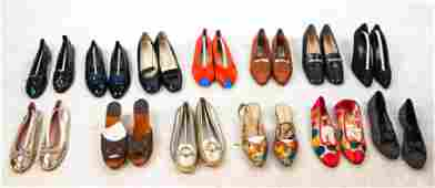 Lot of Ladies Designer Shoes