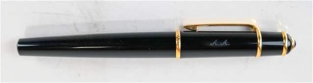 CARTIER Diablo Fountain Pen