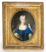 18th C Oil on Copper Painting