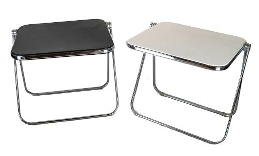 Two Giancarlo Piretti Folding Desks