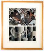 Edouard BENEDICTUS: Nouvelle Variations Silkscreen