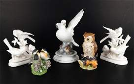 Andrea by Sadek Porcelain Birds and Others (5)