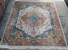 9 x 12 Persian-Style Wool Rug