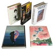 Catalogues Raisonnes Erte Whistler Chagall Mor