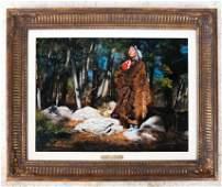 David Edward KUCERA American Indian Painting