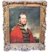 Manner of William Beechey: Portrait - Oil Painting