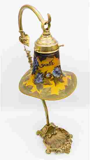 Galle Reproduction Lamp