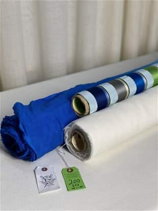 Designers Guild and Belgium Linen Fabrics
