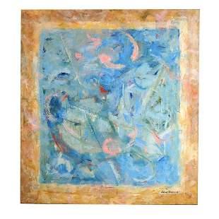 Sinai M. WAXMAN: Abstract - Painting