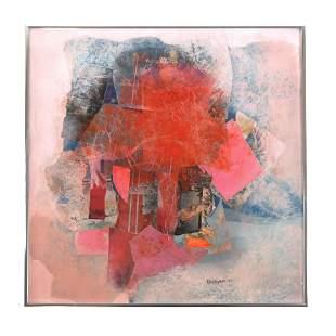 Grace HARTIGAN: Abstract - Painting
