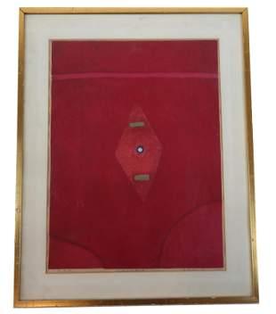 Akira MATSUMOTO: Abstract - Print