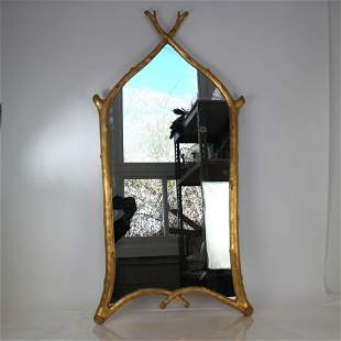 Carvers Guild Gilt Framed Mirror