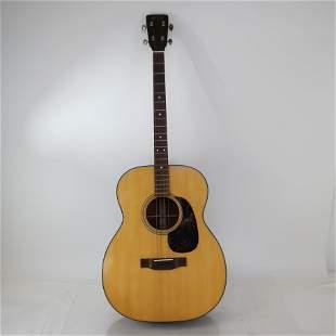 C.E. Martin & Co. Tenor Guitar 212771 - 016-T  or 078-T