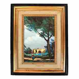 G. De LILLIS: Orientalist Painting