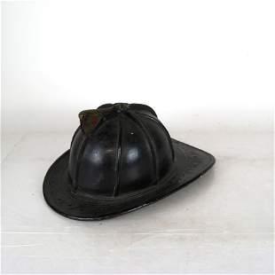 Vintage Fire Department Helmet