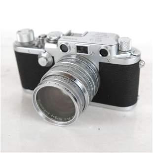 LEICA D.R.P. Camera w/ Ernst Leitz Lens