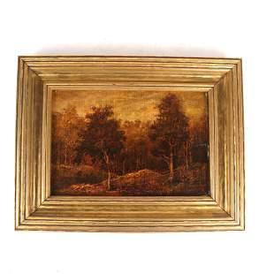 Samuel CLARK: Landscape - Painting