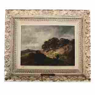 After Georges MICHEL: Landscape - Oil Painting