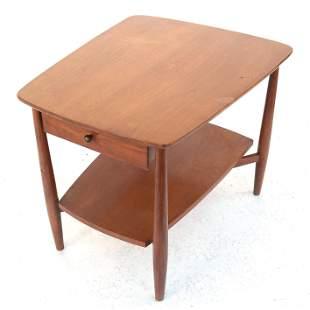 John Stuart 20th C. Modern Table