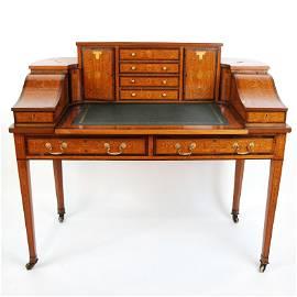 Edwardian Carlton House Desk