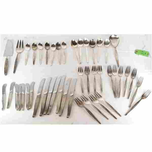 45-Pc. Towle Sterling Silver Partial Flatware Set