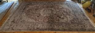 Sino-Persian Style Floral Medallion Carpet