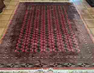 Persian Bokhara Carpet / Rug