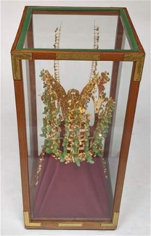 Korean 24K Gold Plated Crown