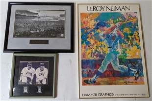 Three Sports-Related Pictures
