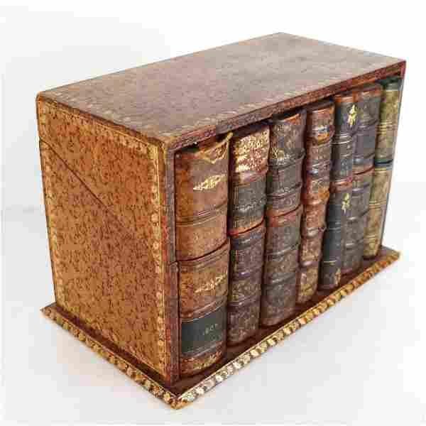 Book-Form Document Box