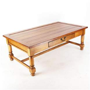 American Country Pine Coffee Table