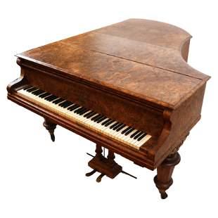 Bechstein Model C Baby Grand Piano