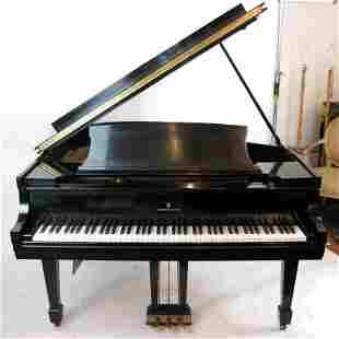 Steinway & Sons Baby Grand Piano, 1936