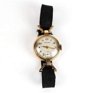 Vintage Ladies Longines 14K Watch