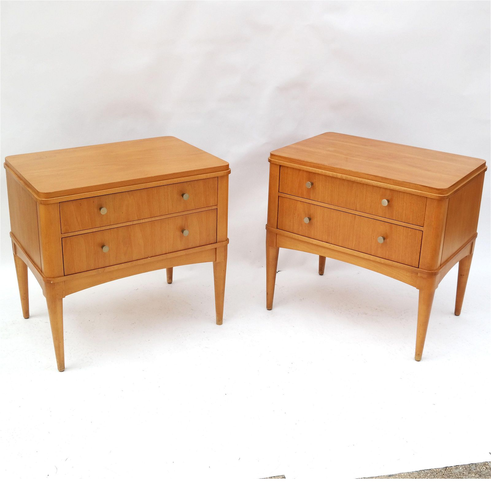Pair of Ethan Allen Side Tables