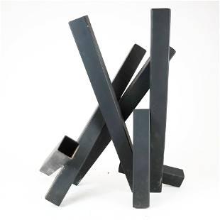 "Maquette for ""Big Six,"" Welded Steel"