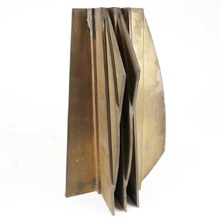 Untitled, Cast Bronze