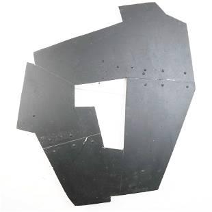 Tony Rosenthal - Aluminum wall Sculpture