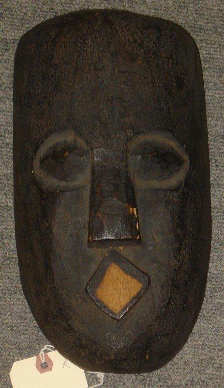 6: Tribal Carved Mask