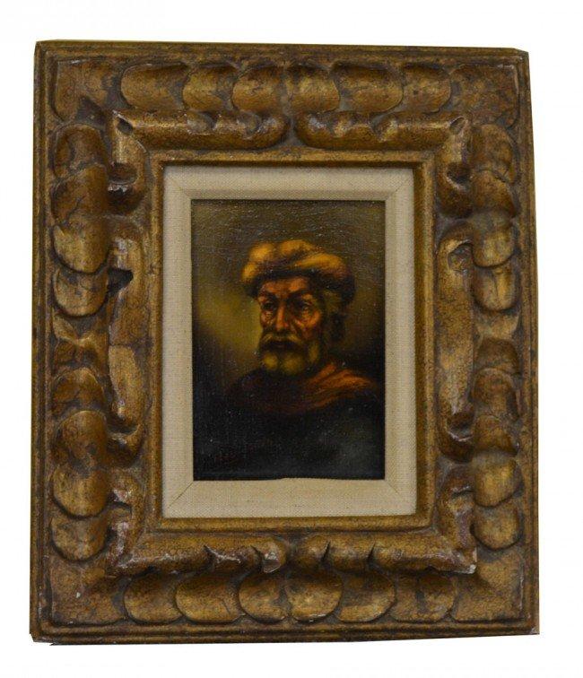 7: Oil on Canvas, Royman