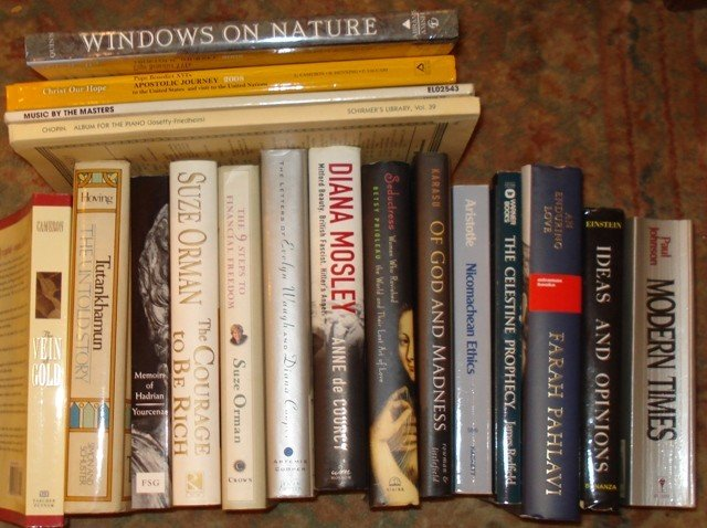 50: Books