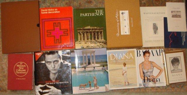 55: Lot Books