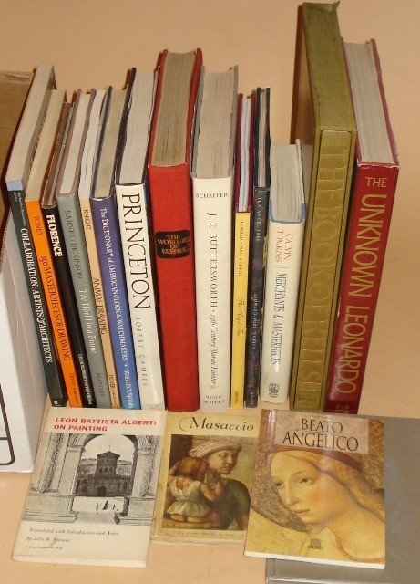 57: Lot Books