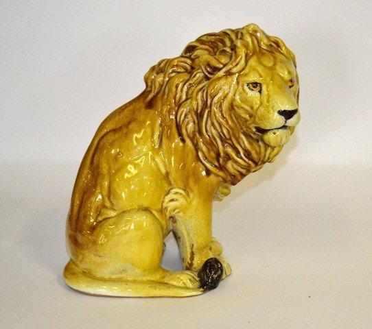 63: Italian Gilded Lion